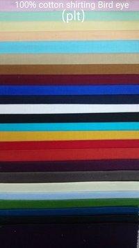 Shirting Bird Eye Fabric (P.L.T) 58