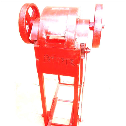Pedal Operated Sisal Fibre Decorticator Machine