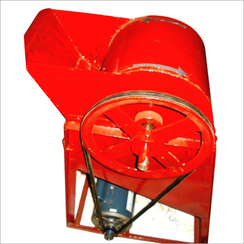 Motor Operated Groundnut Stripper Cum Decorticator