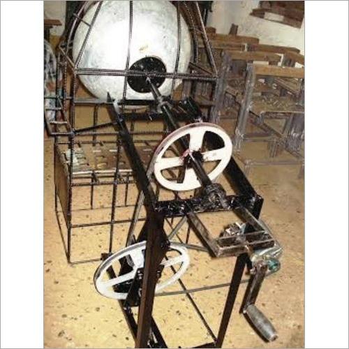 Motor Drive Muri Making Machine