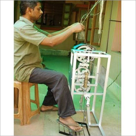 Twine Spinning Machine (Pedal / Motor)