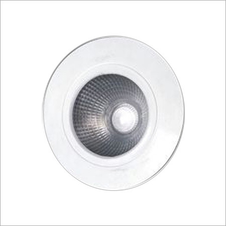 White Downlight Housing