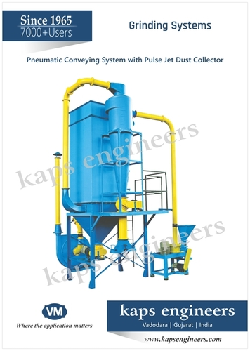 Starch / Gum Grinding System