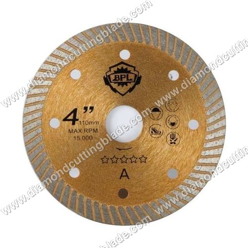4 Inch Metal Cutting Diamond Blade