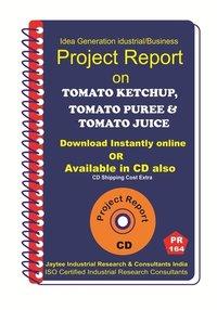Tomato Ketchup, Tomato Puree, and Tomato Juice PR eBook