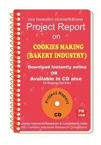 Cookies Making (Bakery Industry) manufacturing eBook