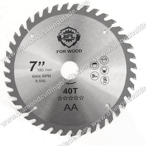 Wood Cutting Blade Premium