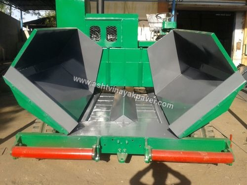 Apollo Paver Finisher Machine