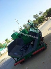 Apollo Mechanical Paver Finisher