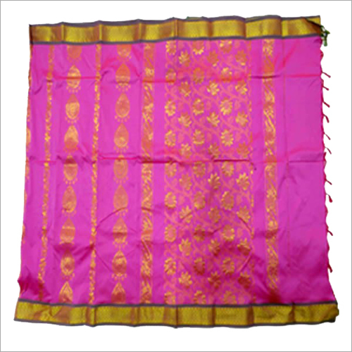 Ladies Art Silk Putta Saree
