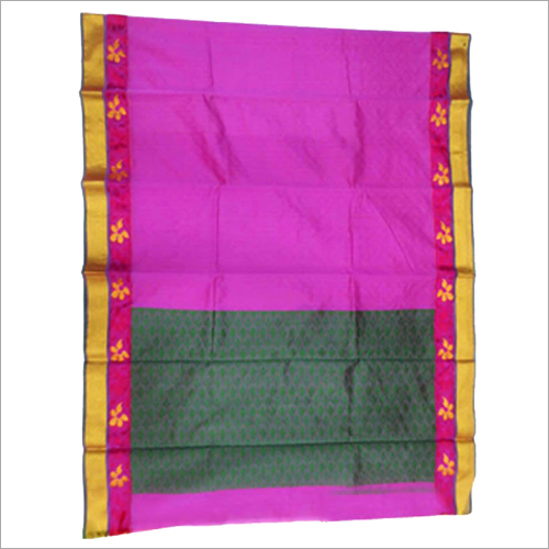 Ladies Cora Cotton Empose Saree