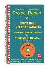 Empty Hard Gelatine Capsules manufacturing eBook