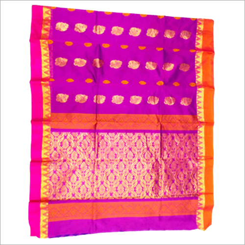 Ladies Cora Cotton Designer Saree