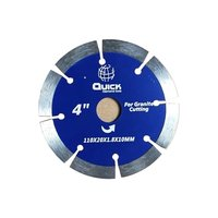 Granite & Stone Cutting Blade Quick Diamond