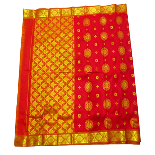 Ladies Embose Putta Saree