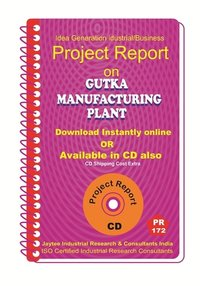 Gutka Manufacturing Plant Project Report eBook