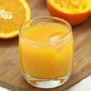 Aseptic Orange Pulp