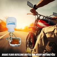 FIT TOOLS Made in Taiwan 500c.c. Heavy Motorcycle Brake Oil Automatic Bleeder