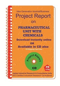 Pharmaceutical Unit With Chemicals manufacturing eBook
