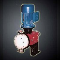 Vertical Mechanically Diaphragm Pump