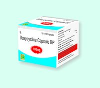 Doxycycline Hyclate capsule