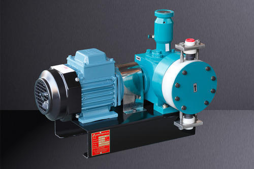 Horizontal Mechanically Actuated Diaphragm Pump