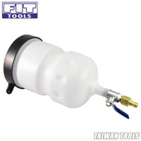 FIT TOOLS Manual ATF Oil Bleeder with Cover and Valve Switch for our AFT Oil Extractor