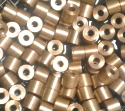 Sintered Bronze Cylindrical Bushes