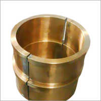 Sintrered Bronze Half Flanged Bushes