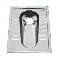 Stainless Steel Toilet Pan