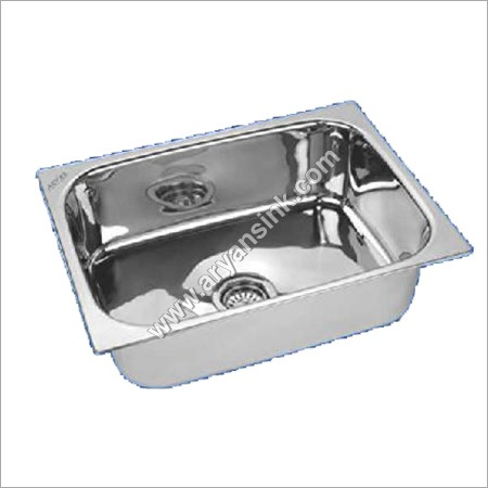 AISI-304 Single Bowl Sink