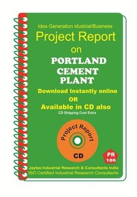 Portland Cement Plant manufacturing Project Report eBook