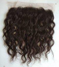 Raw Virgin Wavy Human Frontal Hair