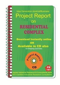 Residential Complex establishment Project Report eBook