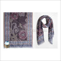 High Quality Women'S Printed Jacquard Shawl
