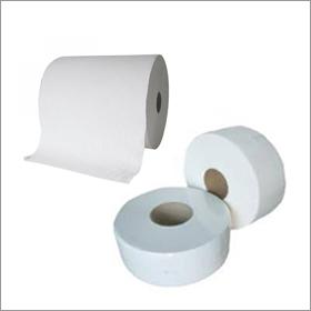 Toilet Rolls & JRT Rolls