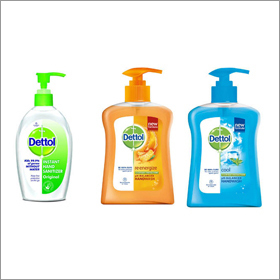 Hand Wash & Hand Sanitizer