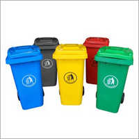 Color Dustbin