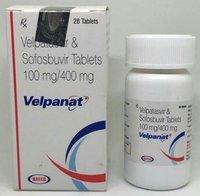 Velpatasvir + Sofosbuvir Tablet