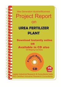 Urea Fertilizer Plant I V Project Report ebook