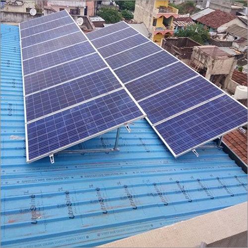 Solar Panel Structure
