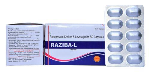 Rabeprazole + Levosulpiride Tablet