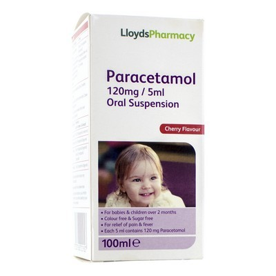 Paracetamol Suspension