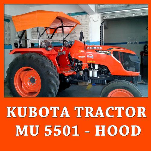 Kubota Tractor Hood