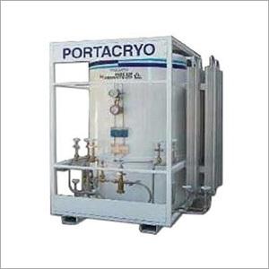 Portable Cryogenic Tank