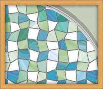Decorative Glass Window Film