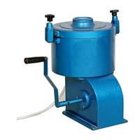 Bitumen Centrifuge Extractor Hand Operated