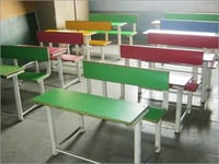 FRP School Benches
