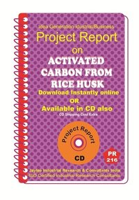 Activated Carbon From Rice Husk manufacturing eBook