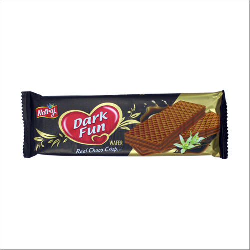 Dark Chocolate Wafer Biscuit